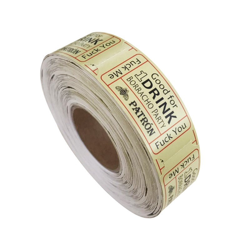 Event Ticket Printing Manufacturers, Event Ticket Printing Factory, Supply Event Ticket Printing
