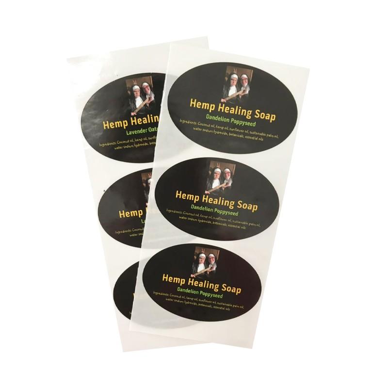 soap label sticker Manufacturers, soap label sticker Factory, Supply soap label sticker