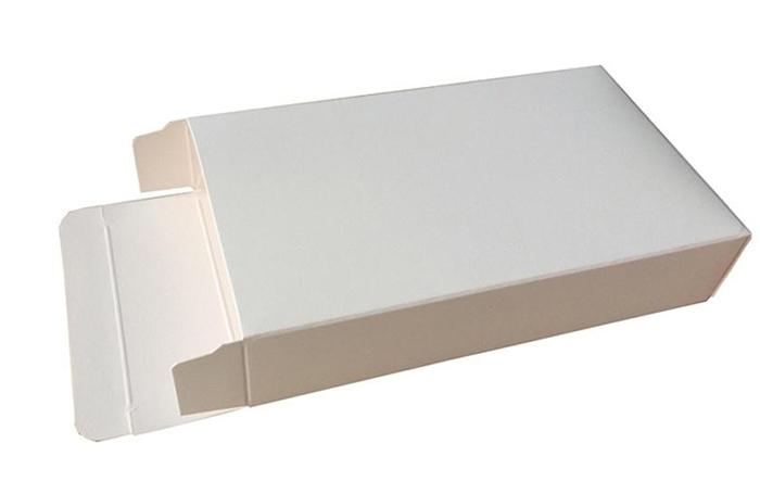 white card paper box
