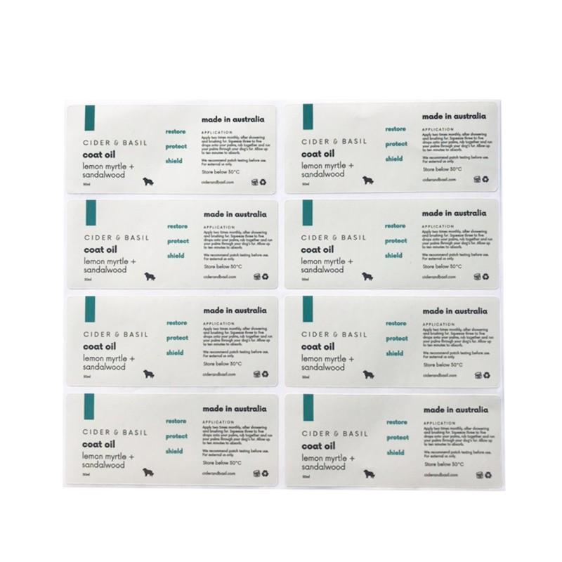 pet shampoo label Manufacturers, pet shampoo label Factory, Supply pet shampoo label