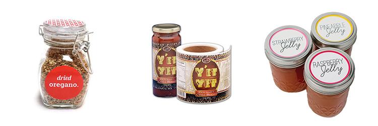 chili sauce labels