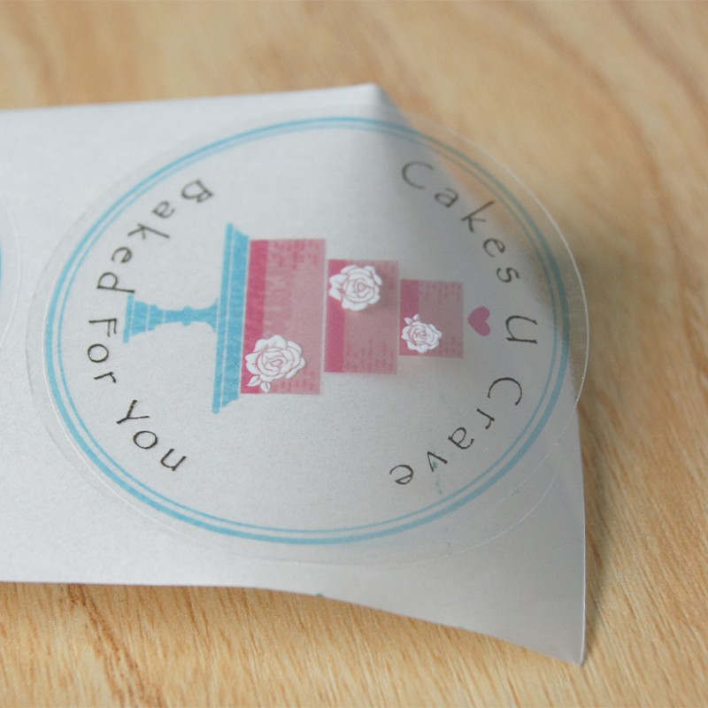 Clear Label Stickers Manufacturers, Clear Label Stickers Factory, Supply Clear Label Stickers