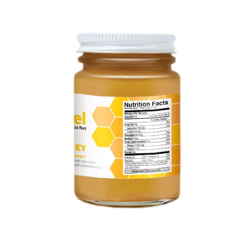 Honey Labels Manufacturers, Honey Labels Factory, Supply Honey Labels
