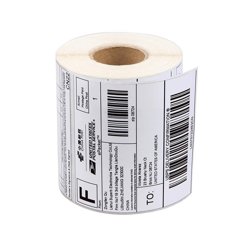 4x6 Direct Thermal Labels Manufacturers, 4x6 Direct Thermal Labels Factory, Supply 4x6 Direct Thermal Labels
