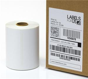 4x6 Direct Thermal Labels
