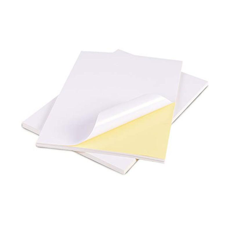 A4 sticker paper