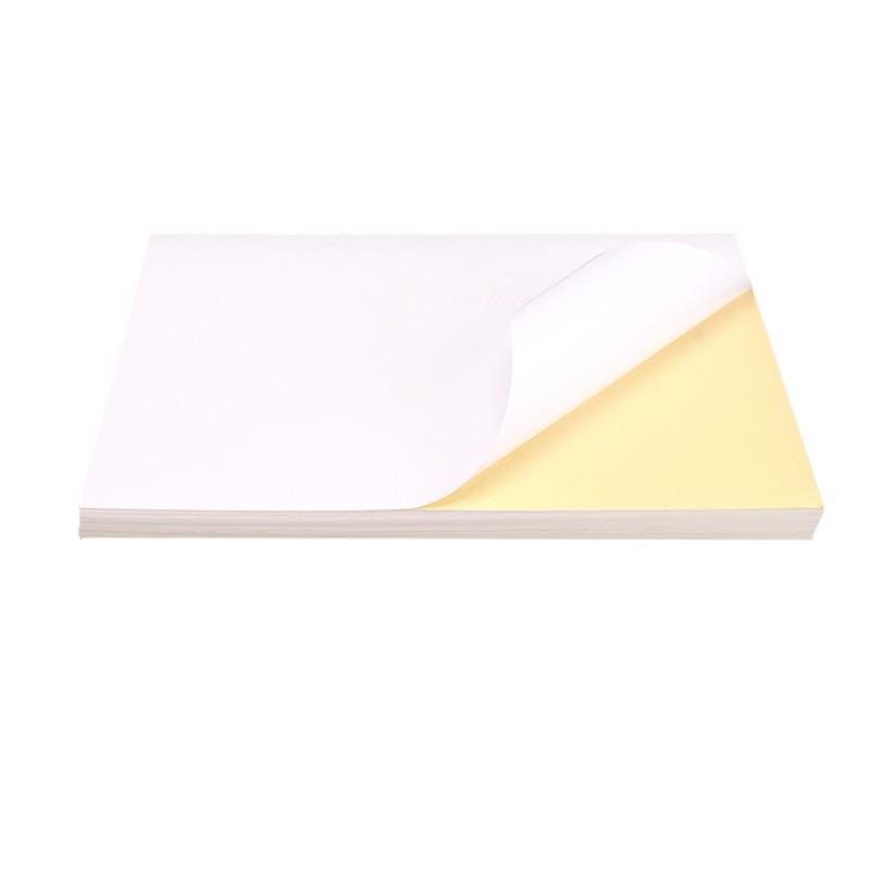 A4 sticker paper Manufacturers, A4 sticker paper Factory, Supply A4 sticker paper