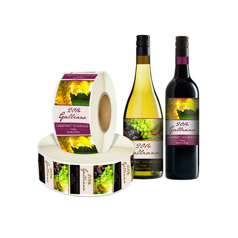 Wine Label Manufacturers, Wine Label Factory, Supply Wine Label
