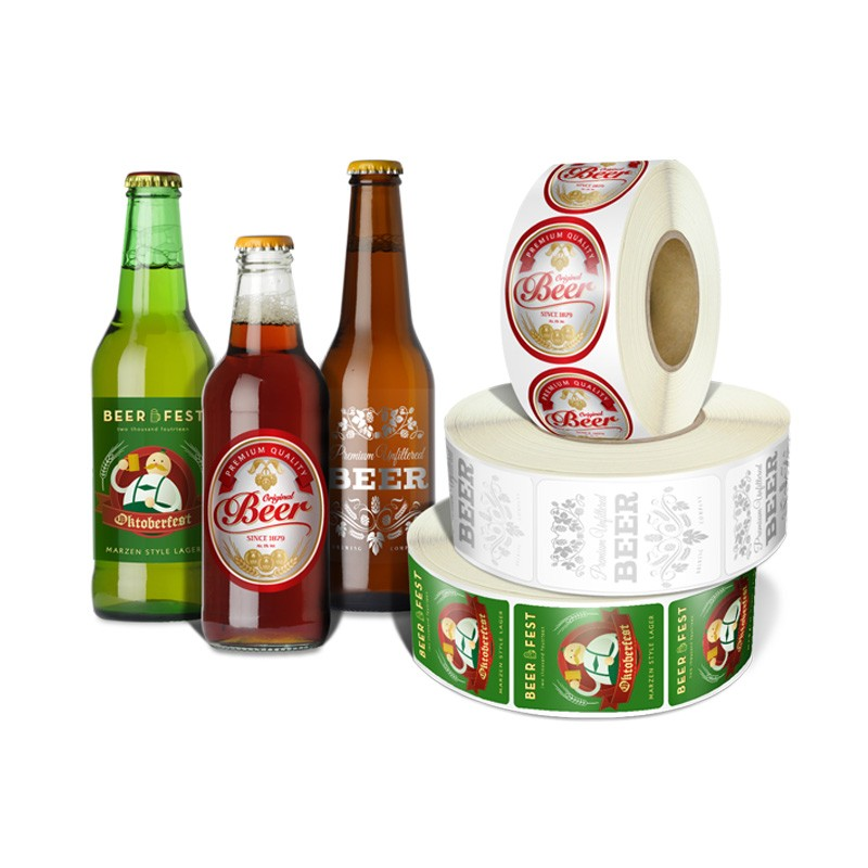 Beer Bottle Labels Manufacturers, Beer Bottle Labels Factory, Supply Beer Bottle Labels