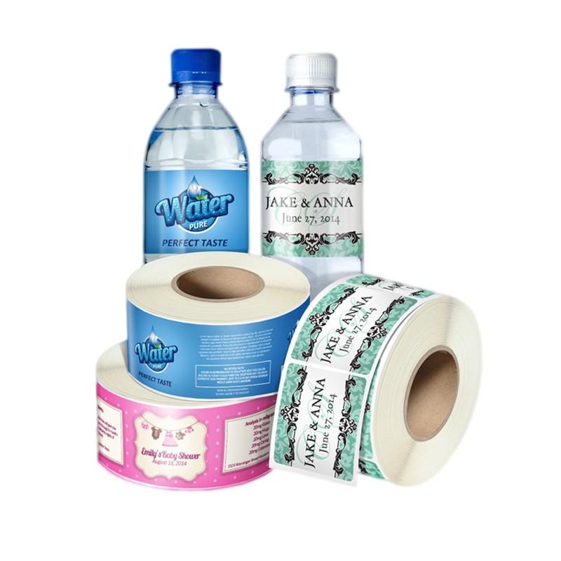 Water bottle labels Manufacturers, Water bottle labels Factory, Supply Water bottle labels