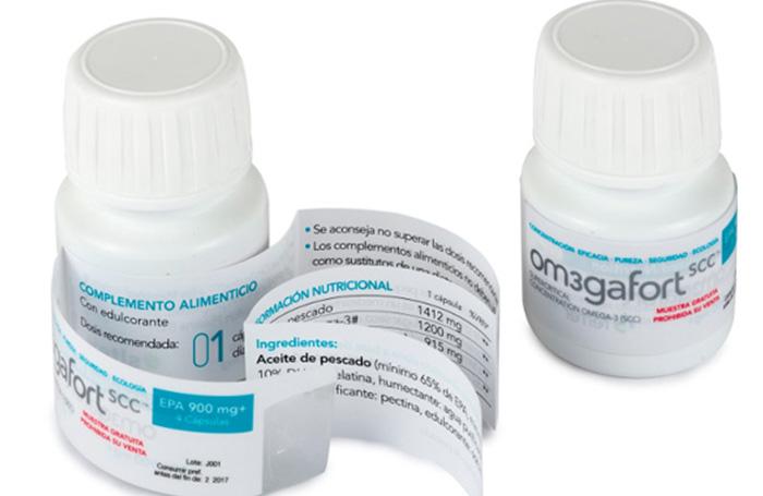 labels for medicine bottles