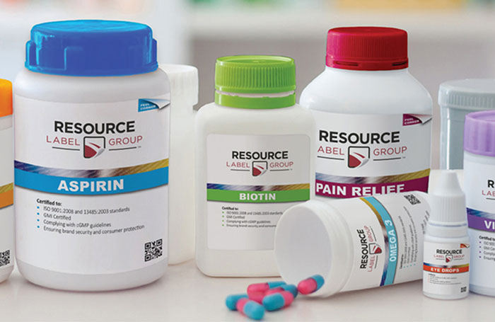 pill bottle labels