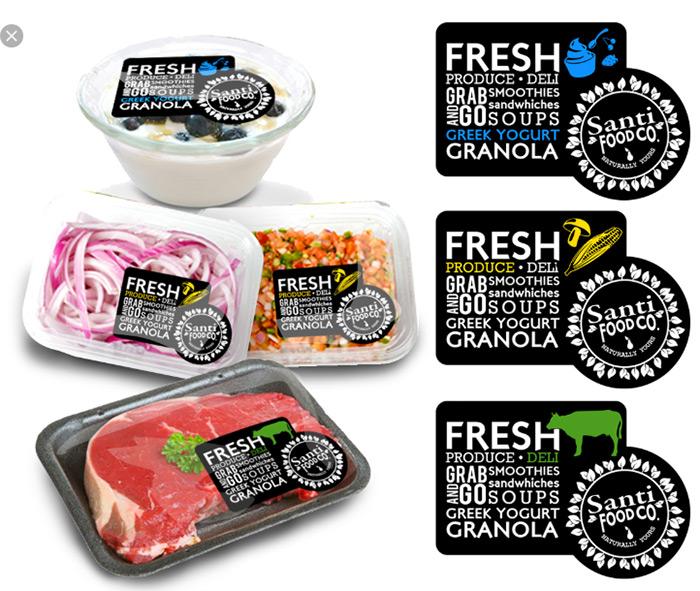 fish deli labels