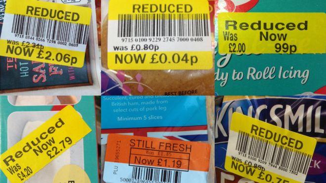 Promotion labels