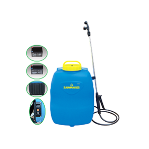 Rechargeable sprayer