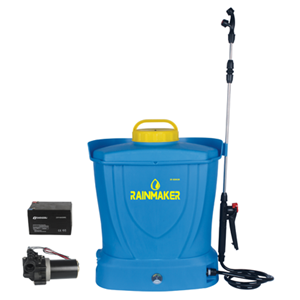 Knapsack electric sprayer