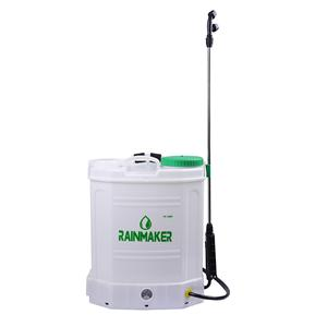 Proper use and maintenance of electric sprayer