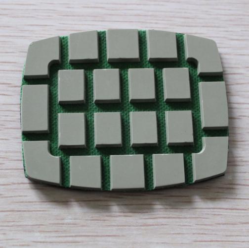 oval Floor Pads