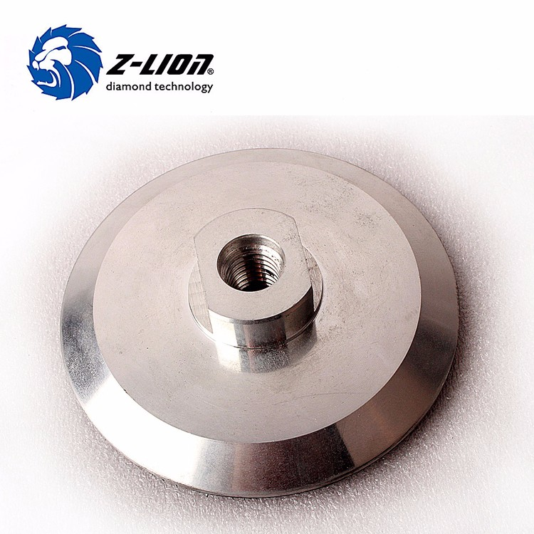 4 Inch Diamond Polishing Pad Aluminum
