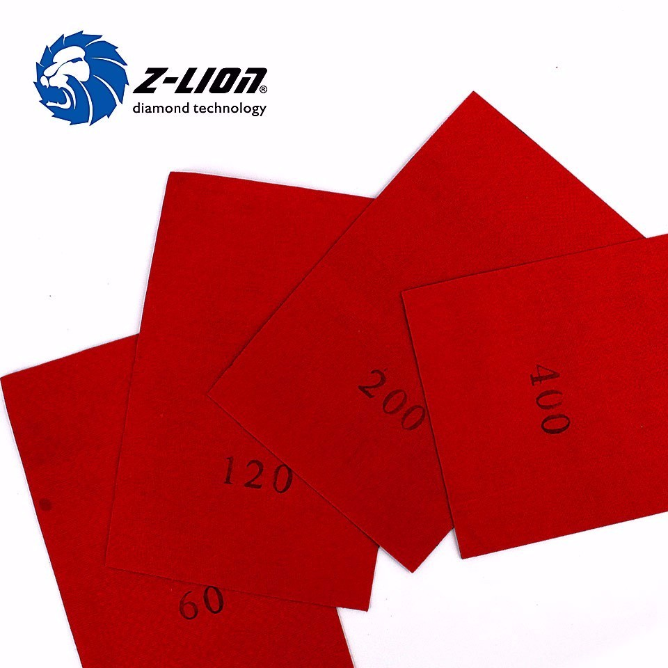 Z Lion Electroplated Diamond Sheet For Polishing