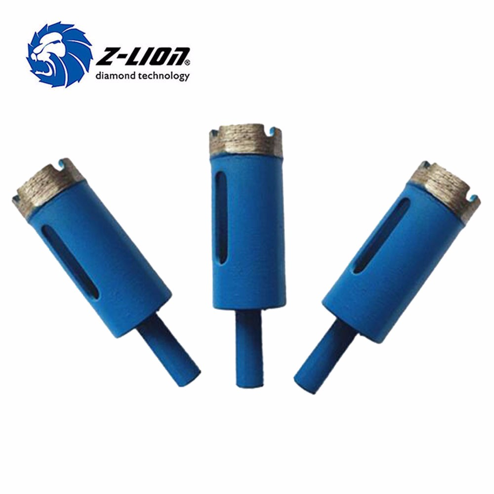Diamond Core Drill Bits For Hard Rock Stone