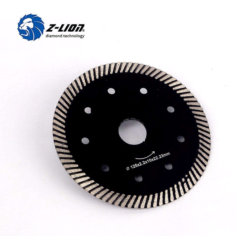 Turbo Rim Diamond Saw Blade Cutting Disc