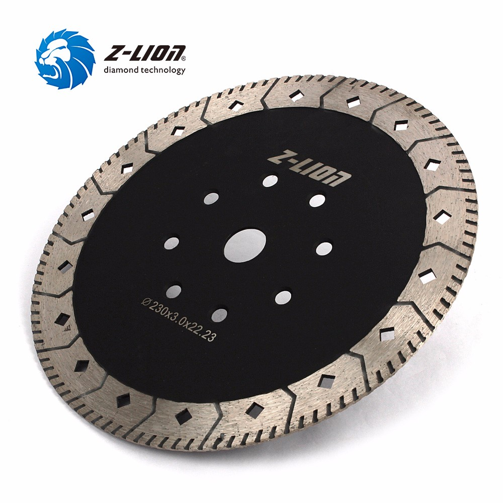 Diamond Saw Blade Reversible Cutting Disc