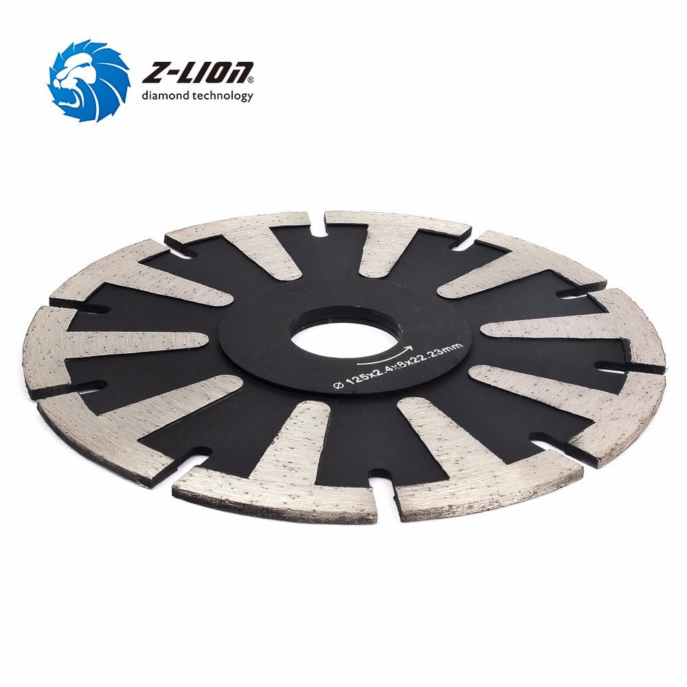 T Segment Disc Professional Fast Cutting Tool Circular Saw Blade