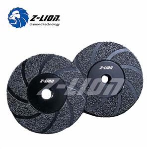 Z-Lion Vacuum Brazed Diamond Concrete Grinding Discs