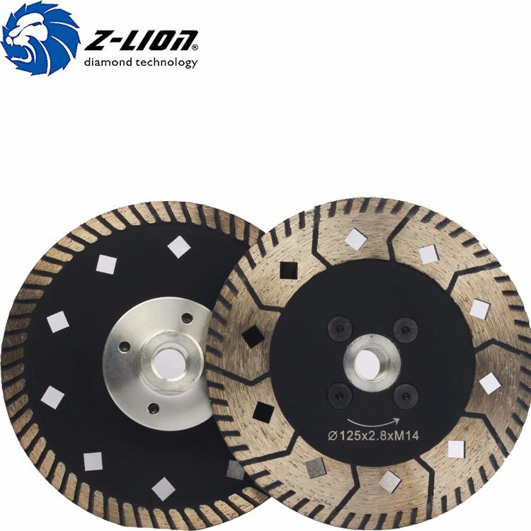Two Useage Stone Diamond Cutting Grinding Wheel