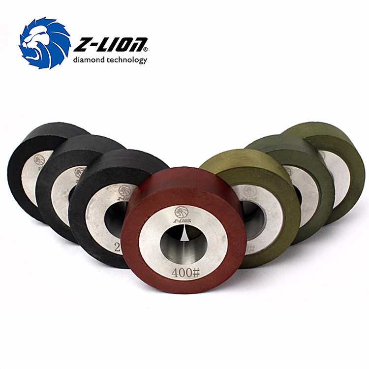 Diamond Resin Bond Sinks Polishing Wheel Groove Grinding Fluting Wheels