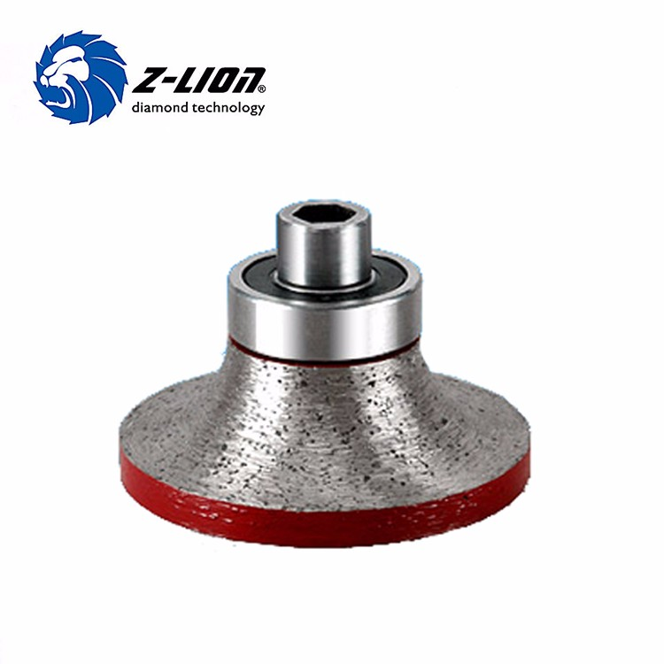 wholesale Vacuum Brazed Diamond Hand Profiling Wheel
