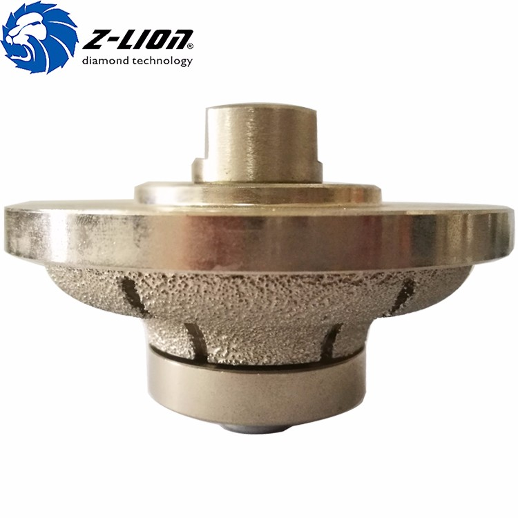 Hot Sale Vacuum Brazed Diamond Profile Wheel