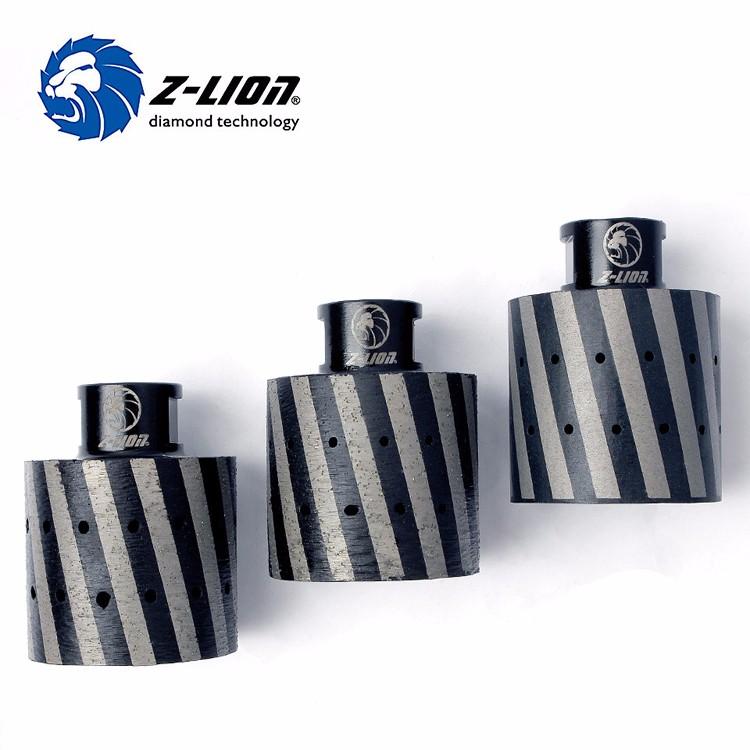 Diamond Zero Tolerance Polishing Drum Wheels