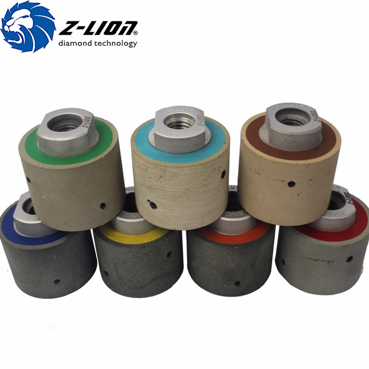 Diamond Resin Drum Wheels For Marble Polish From China Manufacturer
