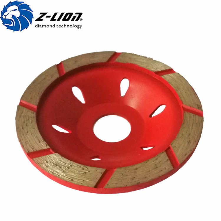 Quartz Grinding Diamond Polishing Cup Wheel