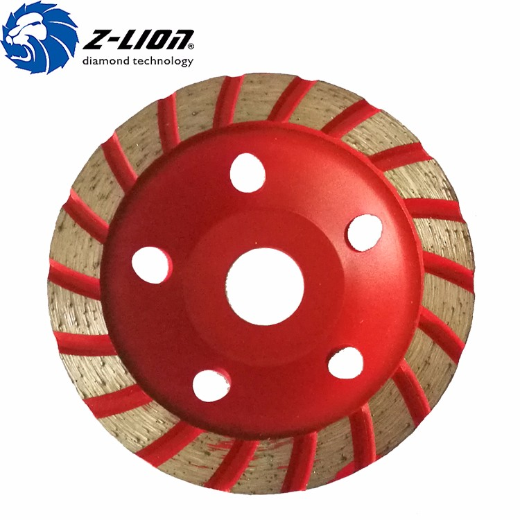 wholesale Diamond Segment Type Grinding Cup Wheel