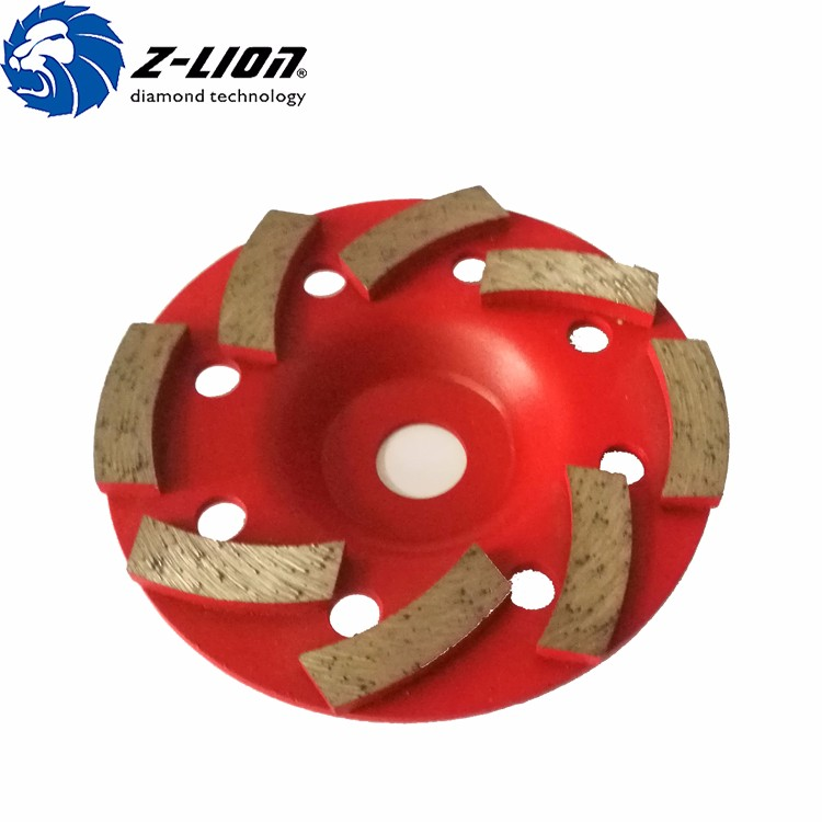 hot Sale Grinding Cup Wheel With Diamond Segment