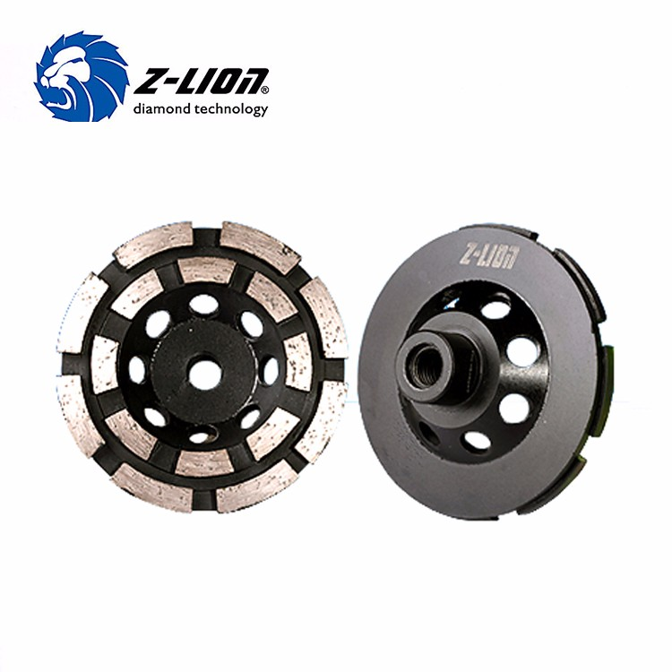 Diamond Concrete Floor Grinding Disc Cement Grinding Wheel