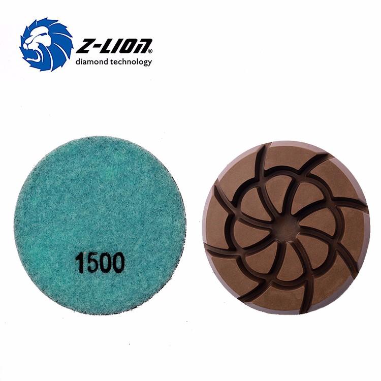 Factory Wholesale Diamond Wet Polishing Floor Pads
