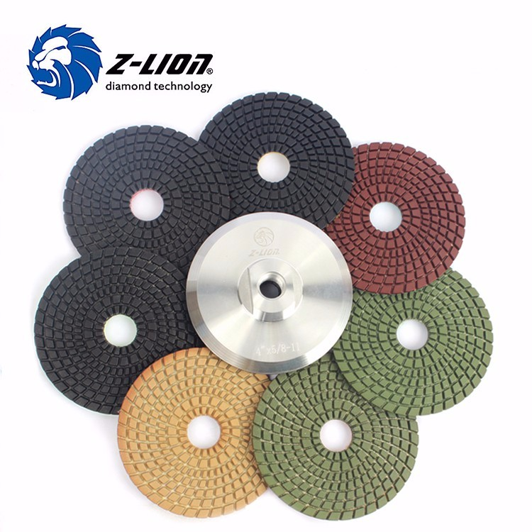 3.5 Inch Diamond Floor Polishing Pads