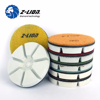 Diamond Floor Polishing Pads For Marble