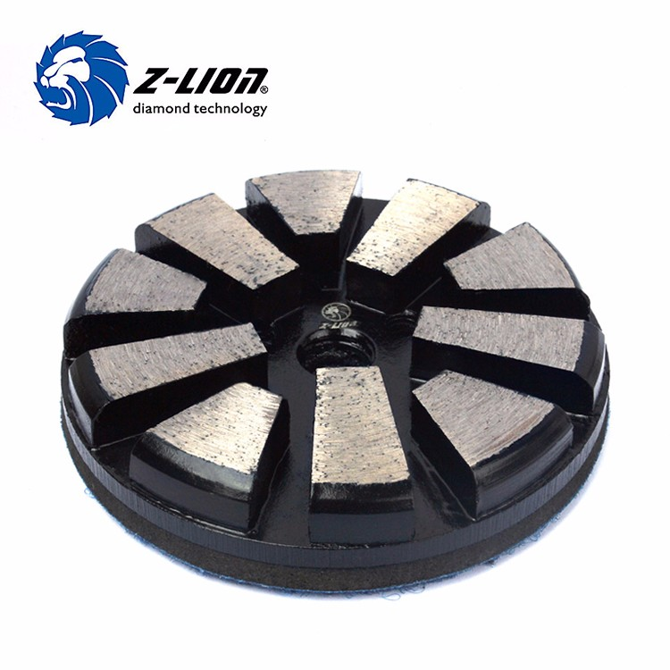 Z Lion Diamond Polishing Tools Metal Grinding Disc