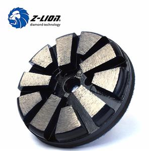 Diamond 10 Segments Metal Bond Floor Polishing Disc