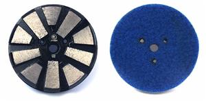 Diamond 10 Segments Metal Bond Floor Polishing Disc Manufacturers, Diamond 10 Segments Metal Bond Floor Polishing Disc Factory, Supply Diamond 10 Segments Metal Bond Floor Polishing Disc