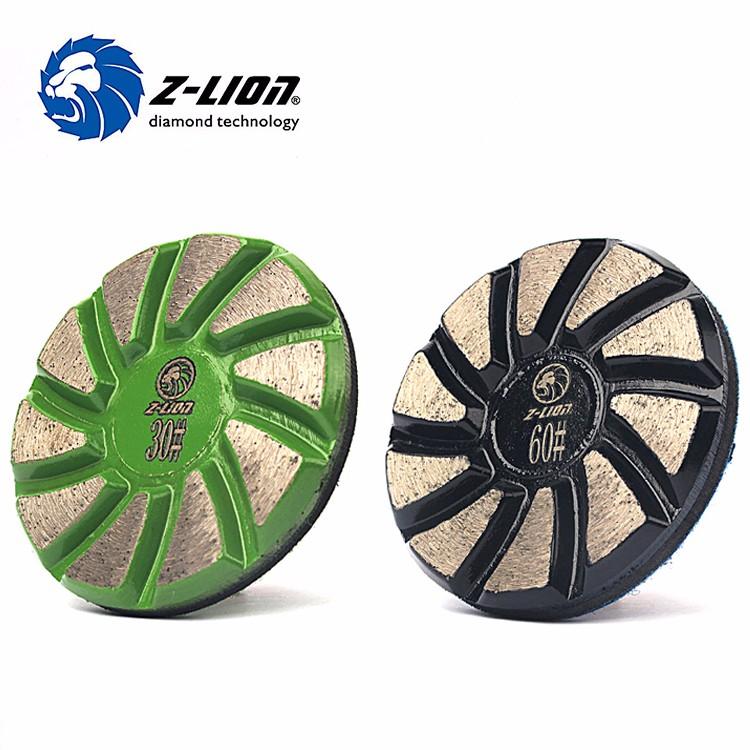 ZL-16C Grinding Tools Diamond Concrete Floor Polisher Pads