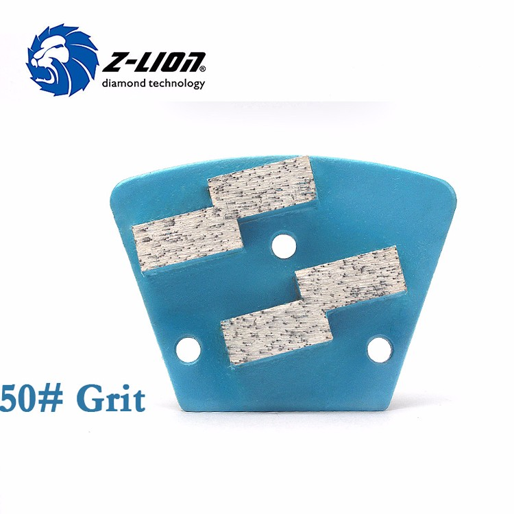 Z Lion Diamond Metal Bond Concrete Floor Grinding Discs