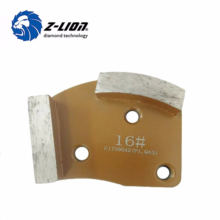 Metal Bond Diamond Segmented Abrasive Grinding Block
