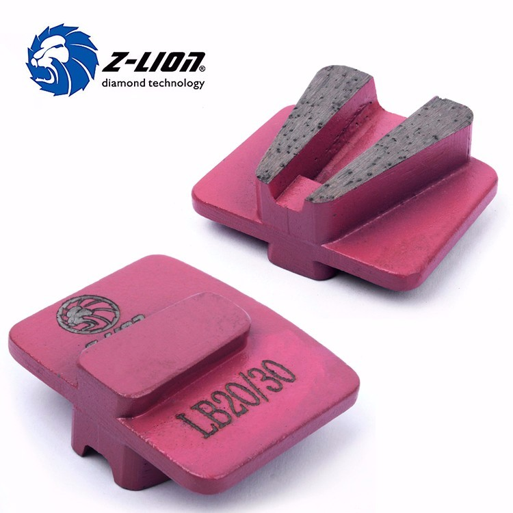 Z Lion Transition Diamond Floor Grinding Disc