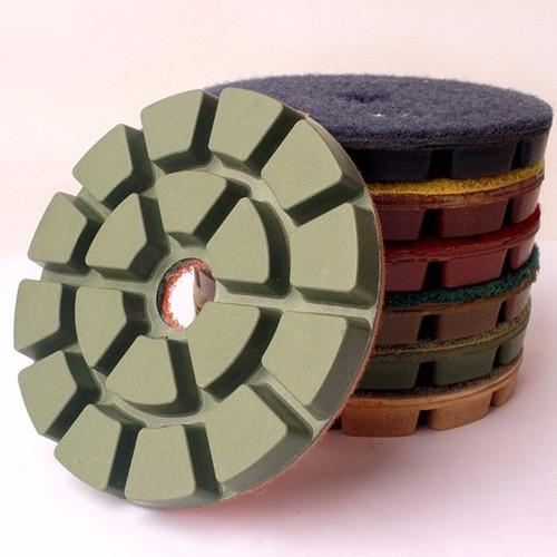 ISO9001:2000 STANDARDS Abrasive Floor Polishing Pads